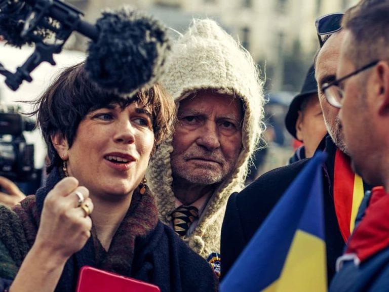 Décembre 2019, en Roumanie pour un projet qui a obtenu le soutien de la Scam à travers la Bourse Brouillon d'un rêve sonore 2018. A venir sur France Culture, au printemps 2020!