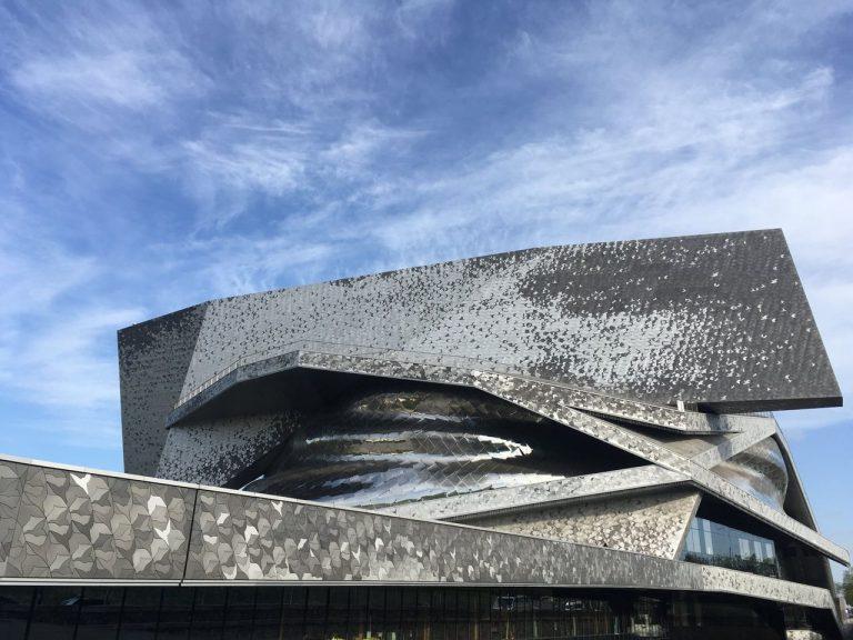 Read more about the article Enregistrement à la Philharmonie