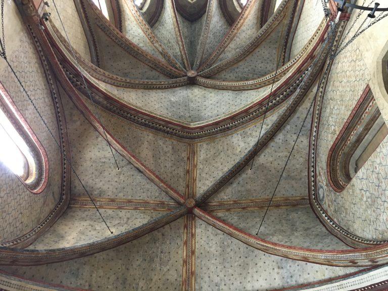 Read more about the article Repérages à l'Abbaye cistercienne de Sainte-Marie de Boulaur